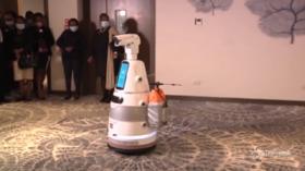 Kenya, robot al posto dei sanitari