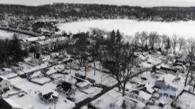 Nevicata da record nel New Jersey