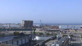 Beirut: sei mesi fa l'esplosione al porto