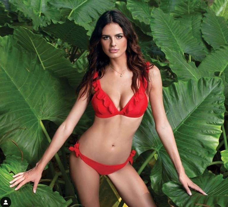 La modella Bojana Krsmanovic (fonte Instagram)