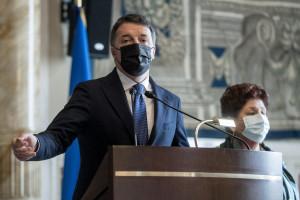 Camera dei Deputati - Consultazioni del presidente del Consiglio incaricato Mario Draghi