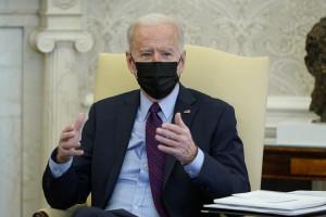 Usa, Biden incontra i Dem alla Casa Bianca per discutere il suo pacchetto di aiuti anti-Covid