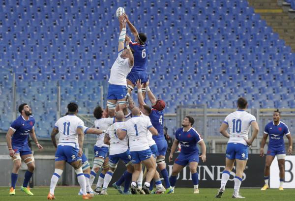 Rugby, Sei Nazioni 2021: l'Italia inizia con un pesante ko in Francia