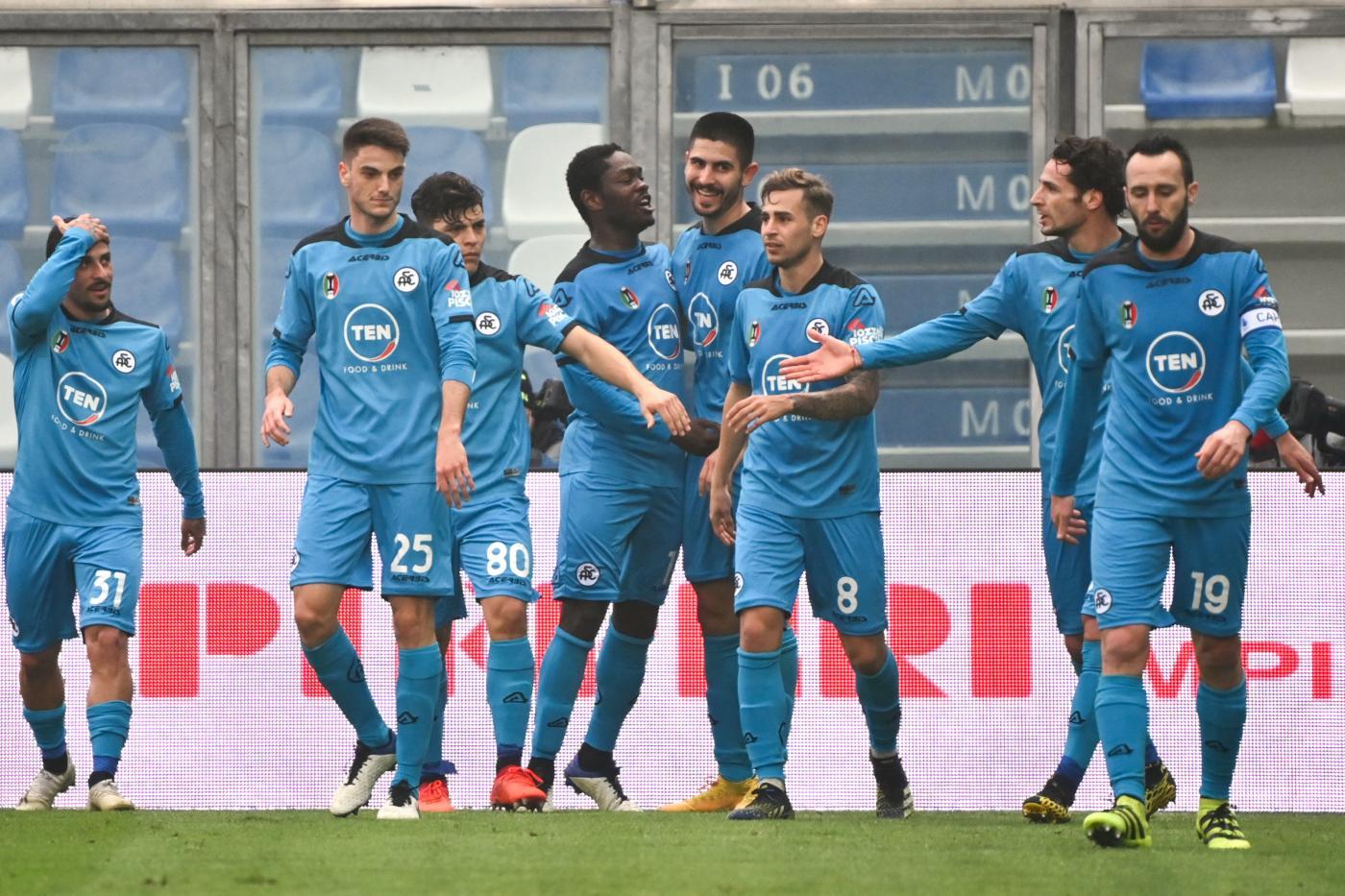 Sassuolo vs Spezia - Serie A TIM 2020/2021