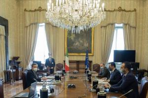 Consultazioni, Salvini vede Draghi