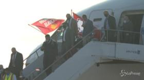 Kansas City Chiefs arrivano a Tampa