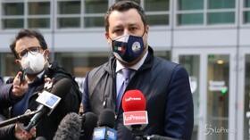 Consultazioni, Salvini