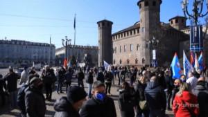 Lavoratori ex Embraco in piazza per sblocco progetto Italcomp