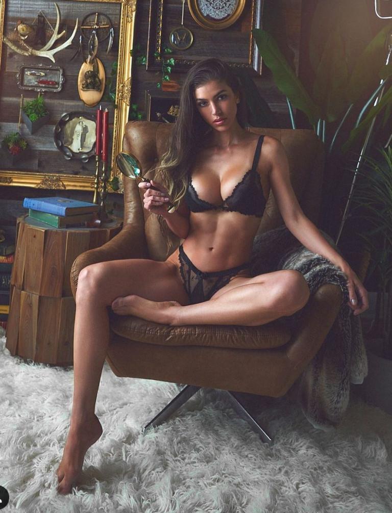 Anllela Sagra intimo sexy