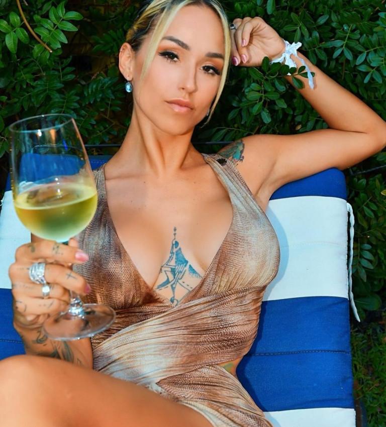 La ballerina Gessica Taghetti alias Talitha