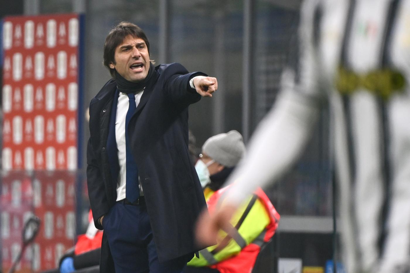 Inter a Torino per l'impresa, Conte: Contro la Juve serve gara perfetta