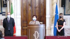 Teresa Bellanova (Iv)