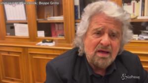 Grillo intervista Voto su Rousseau