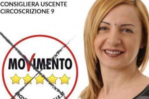 Monica Amore M5S