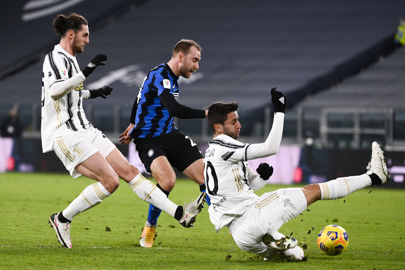 Juventus vs Inter - Coppa Italia 2020/2021