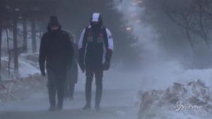 Russia: bufera di vento con raffiche oltre i 100km/h