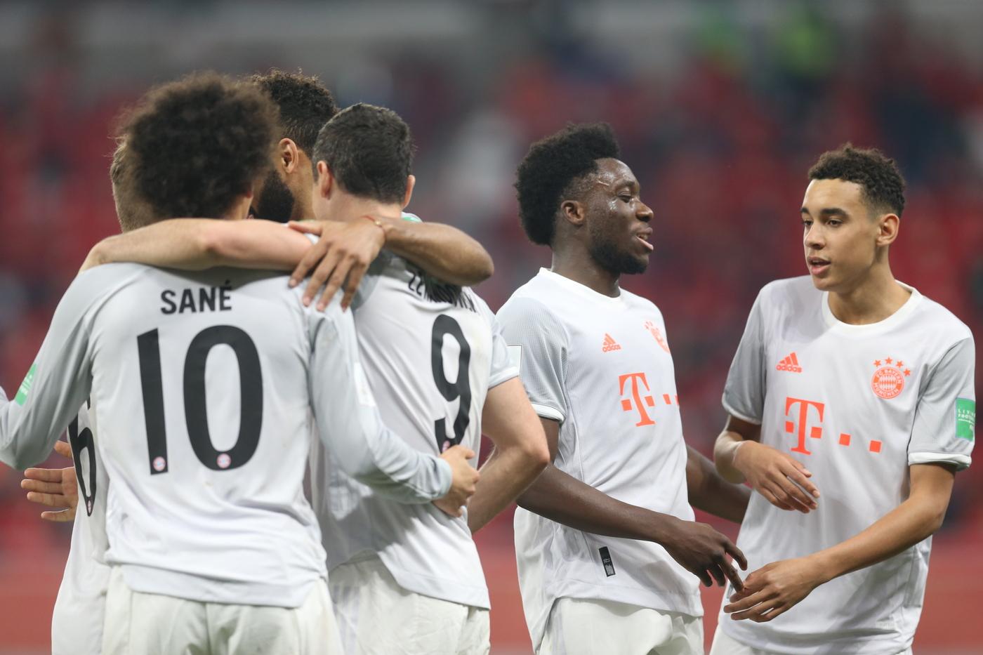 Semifinale Coppa del mondo per club - FC Bayern Monaco vs Al Ahly