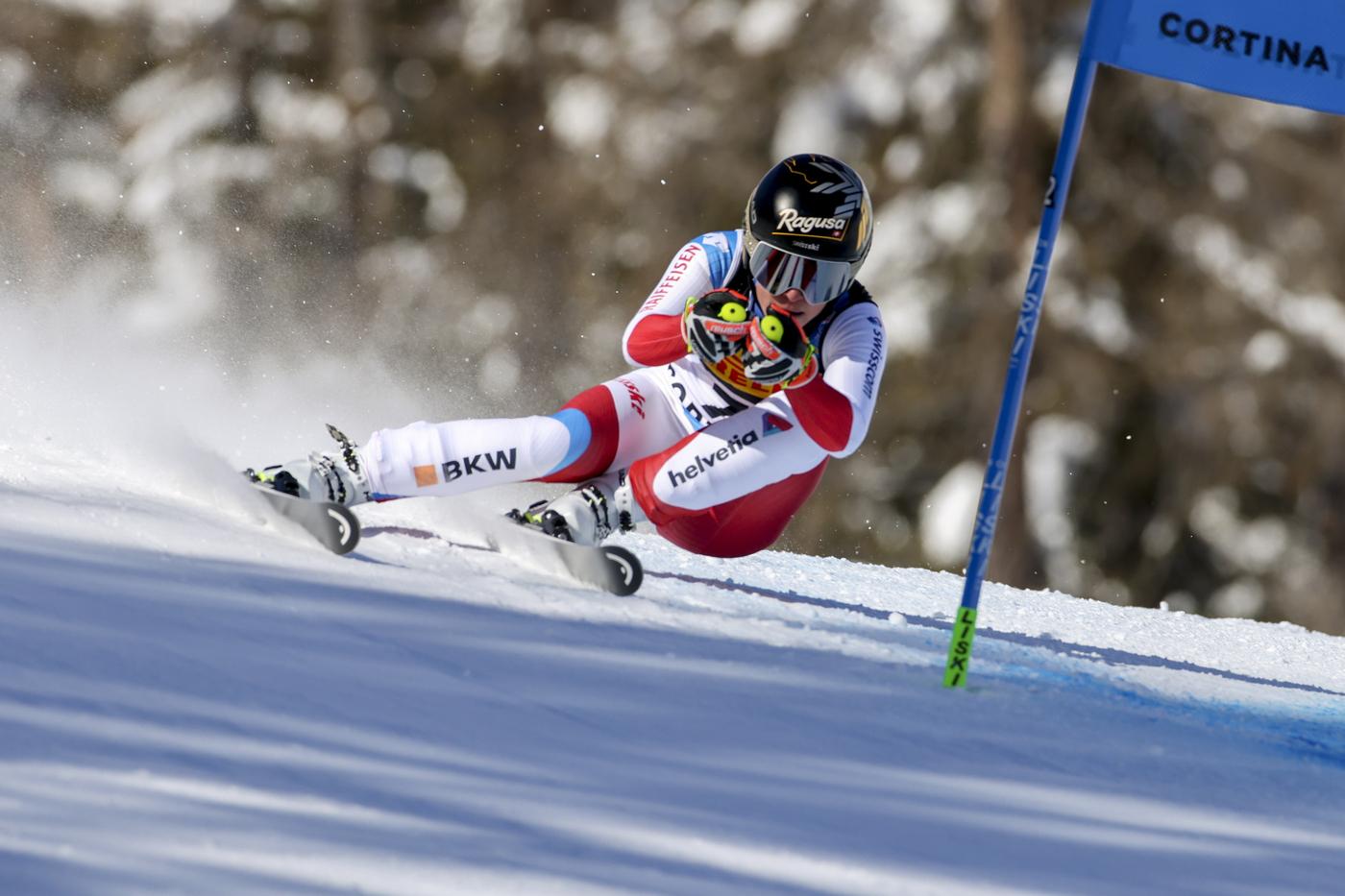Mondiali Cortina 2021: oggi i superG