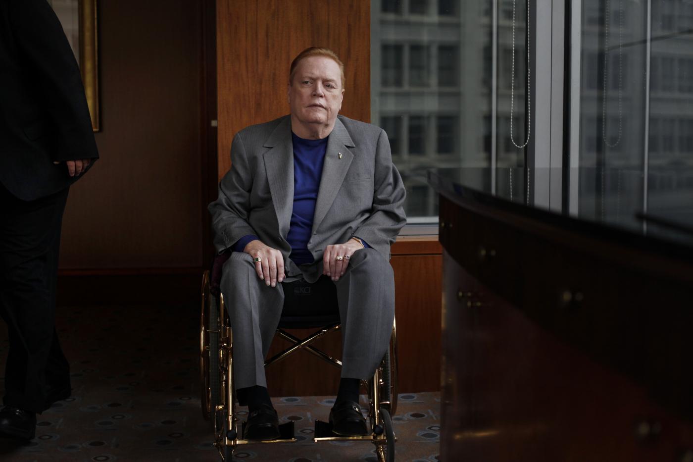 È morto a 78 anni Larry Flynt: il re del porno che sfidò Trump