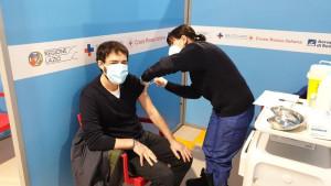 Fiumicino primo Centro vaccini in un aeroporto