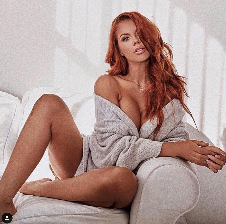 La modella Jessa Hinton (fonte Instagram)