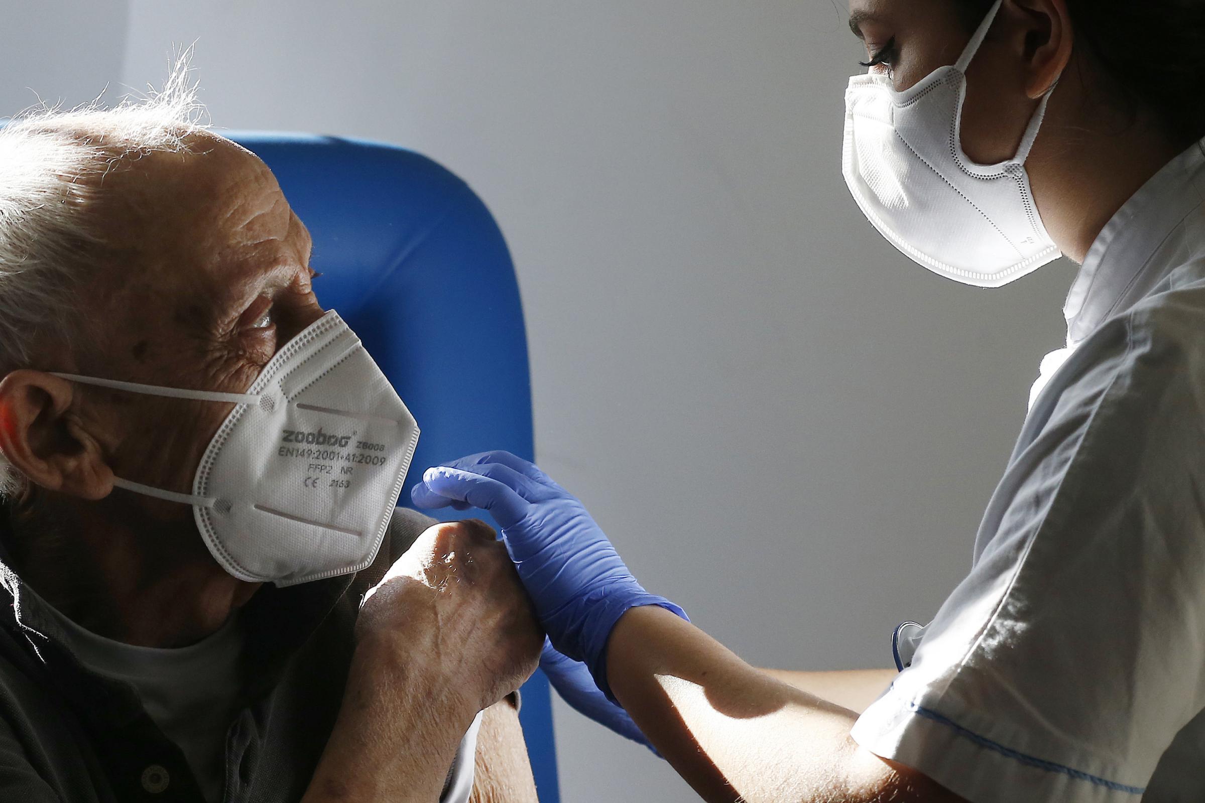 Vaccini per over 80