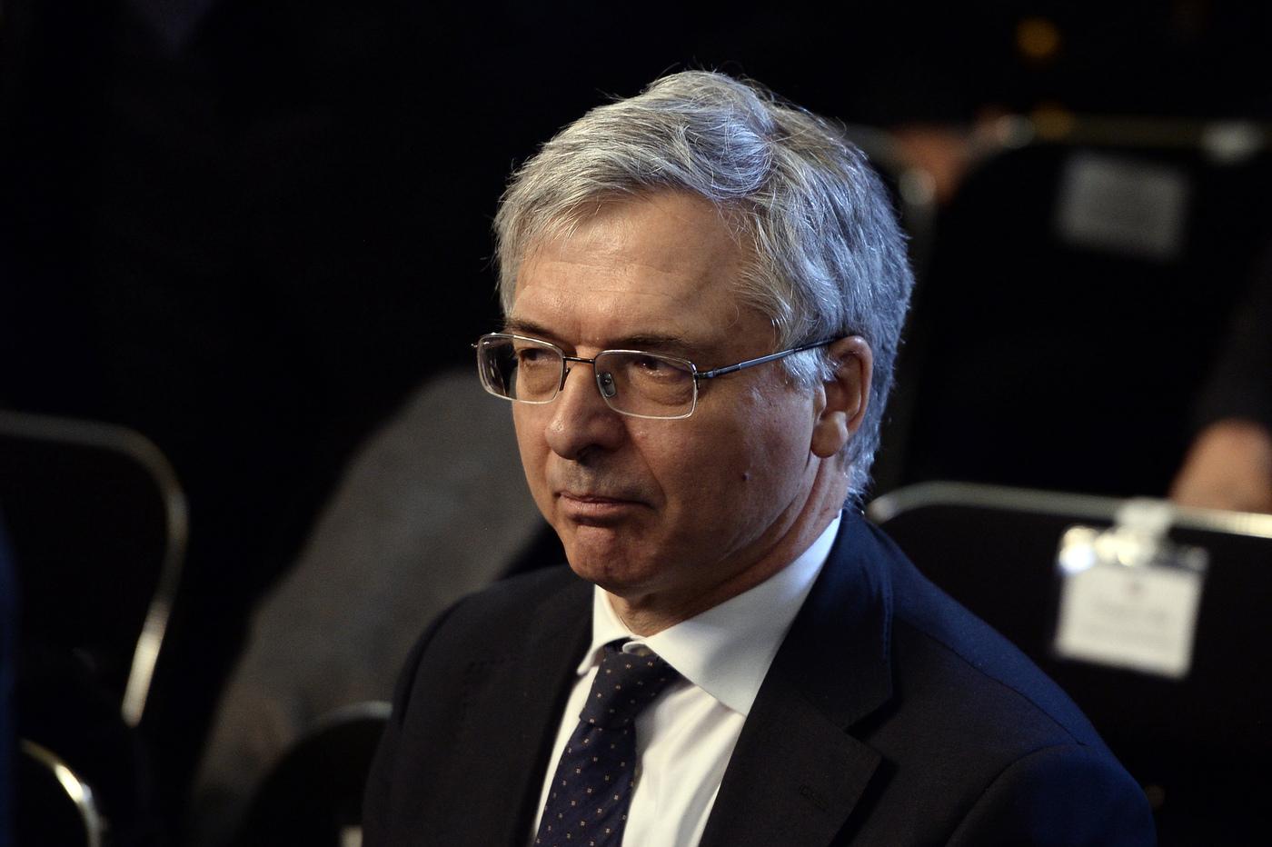 Governo: Daniele Franco, l'ex ragioniere dello Stato ora a Bankitalia