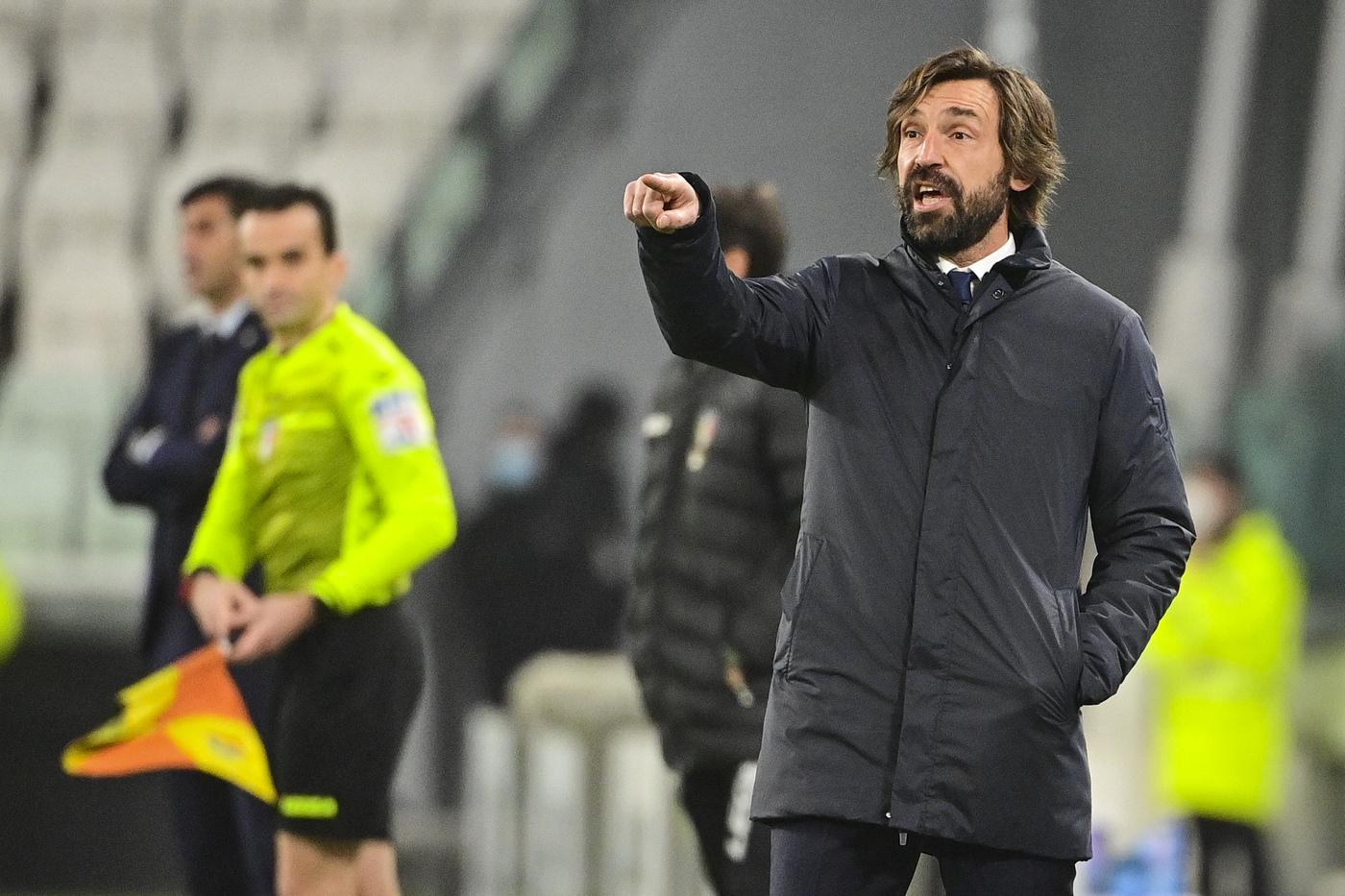 """Vigilia di Napoli-Juve, Pirlo: """"Gattuso a rischio? Mi spiace ma dobbiamo vincere"""""""
