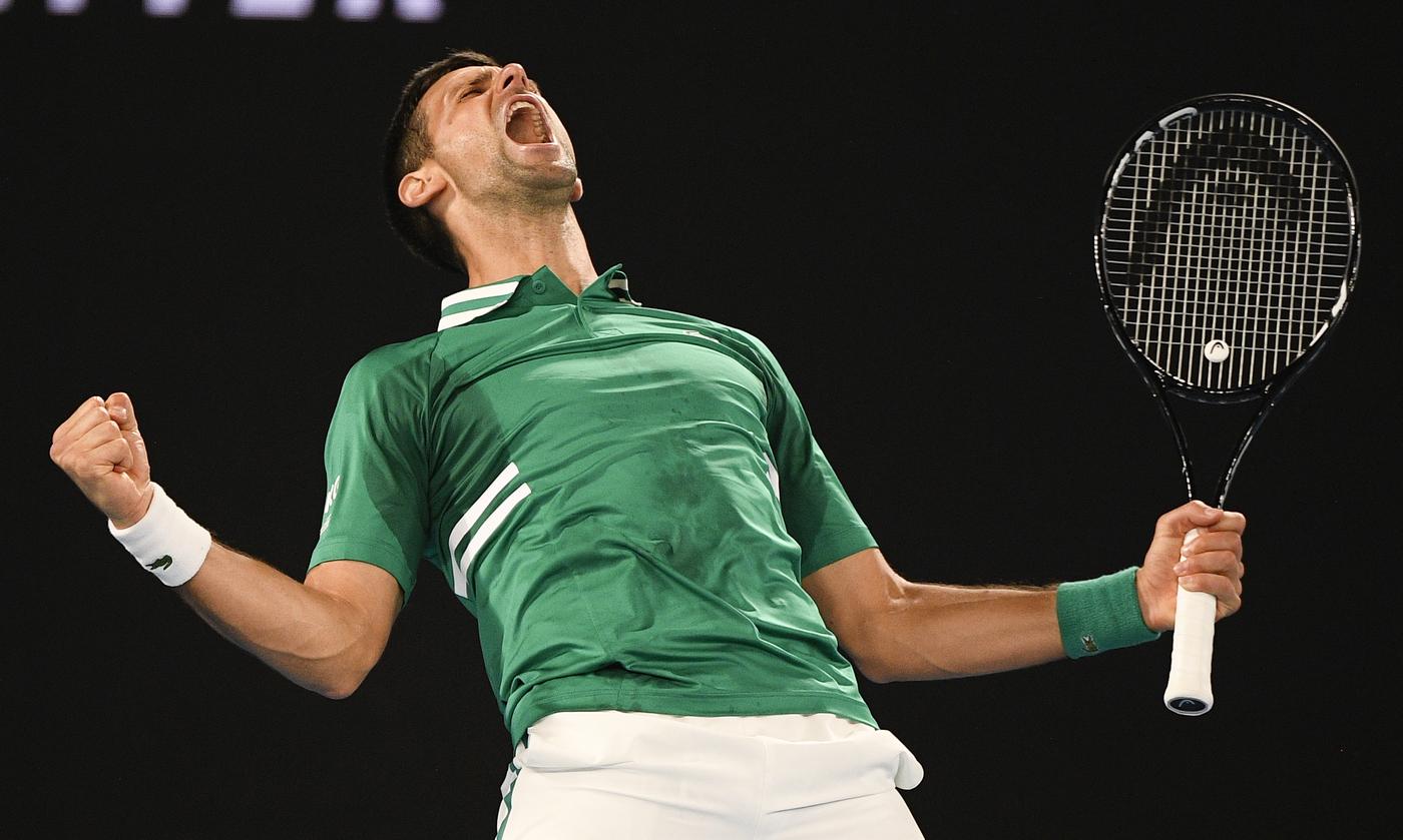 Tennis, Australian Open 2021