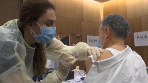 Libano, parte la vaccinazione anti-Covid per gli operatori sanitari