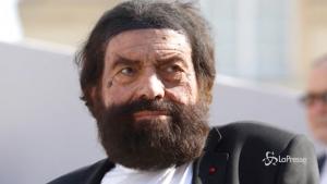 Lo scrittore ebreo Marek Halter