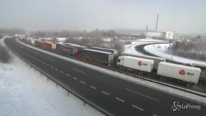 Covid: controlli al confine tedesco