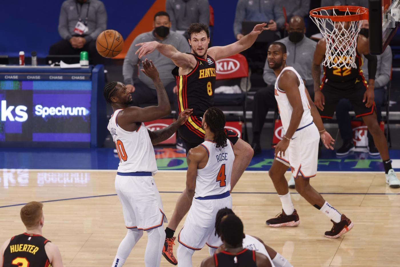 Basket NBA, le partite della notte