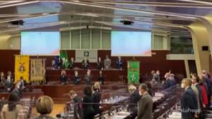 il Consiglio regionale celebra il Giorno della Memoria