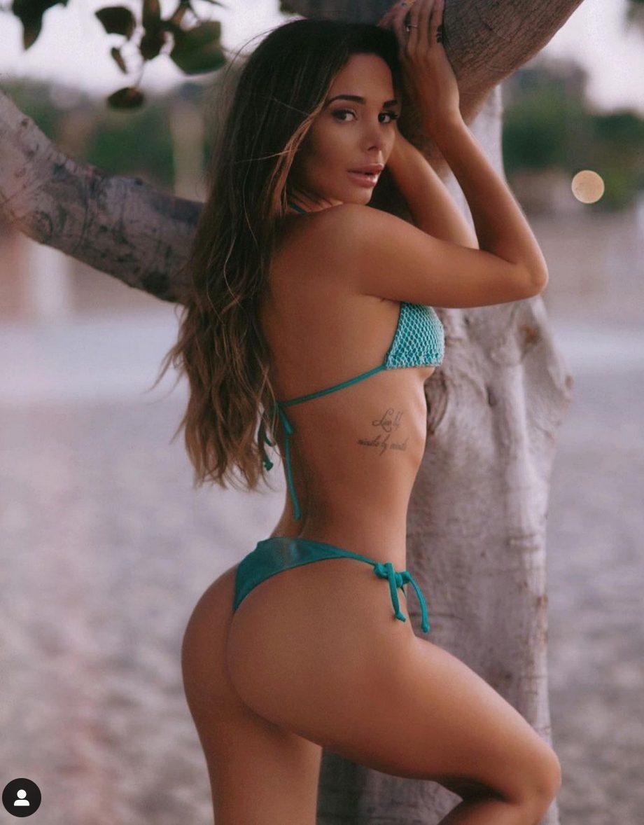 La modella Carolina Impu (fonte Instagram)