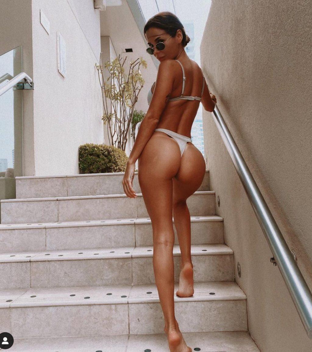 Carolina Impu sexy lato-b