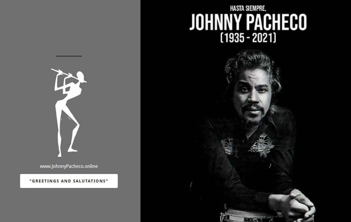 Musica, addio a Johnny Pacheco: morto a 85 anni l'inventore della Salsa