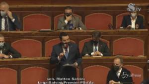 Salvini e l'Europa