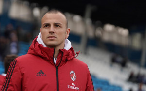 Luca Antonelli - Spal vs Milan - Serie A TIM 2017/2018