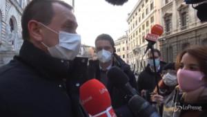 Ettore Rosato presidente di Italia Viva