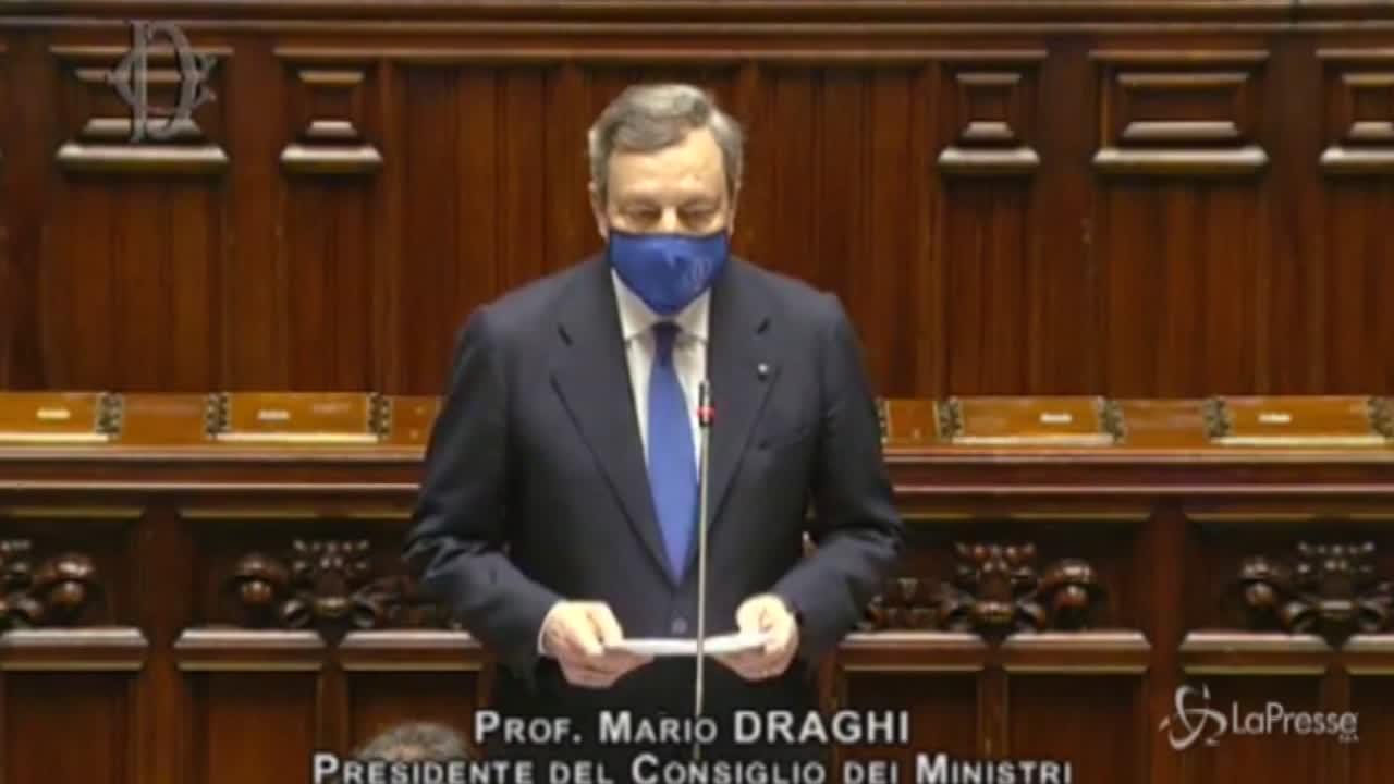 Mario Draghi, tutelare e sostenere sport