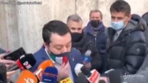 Salvini contro Arcuri