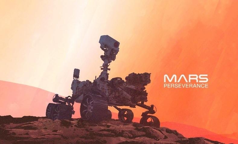 Rover Nasa Perseverance atterrato su Marte
