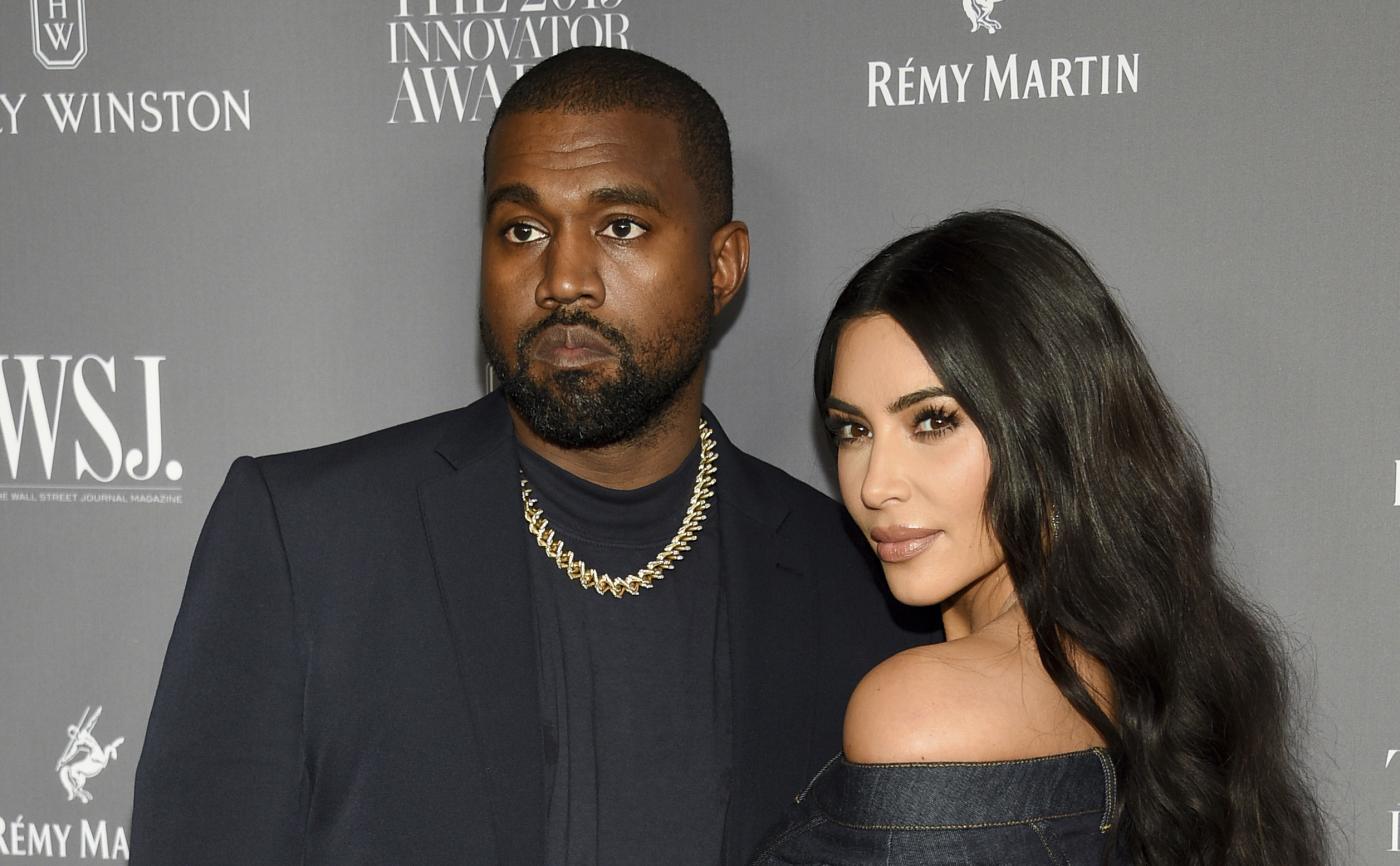 Kim Kardashian ha chiesto il divorzio da Kanye West
