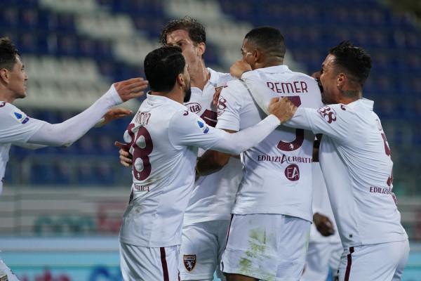 Serie A: Cagliari-Torino 0-1,