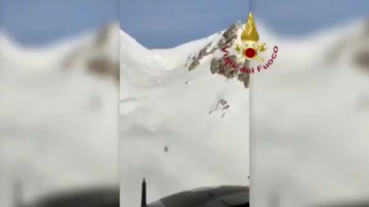 Monte Velino, escursionisti dispersi