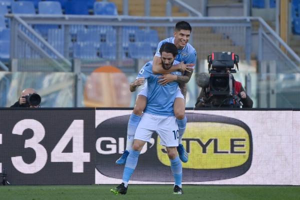 alla Lazio basta Luis Alberto: Sampdoria ko 1-0 all'Olimpico