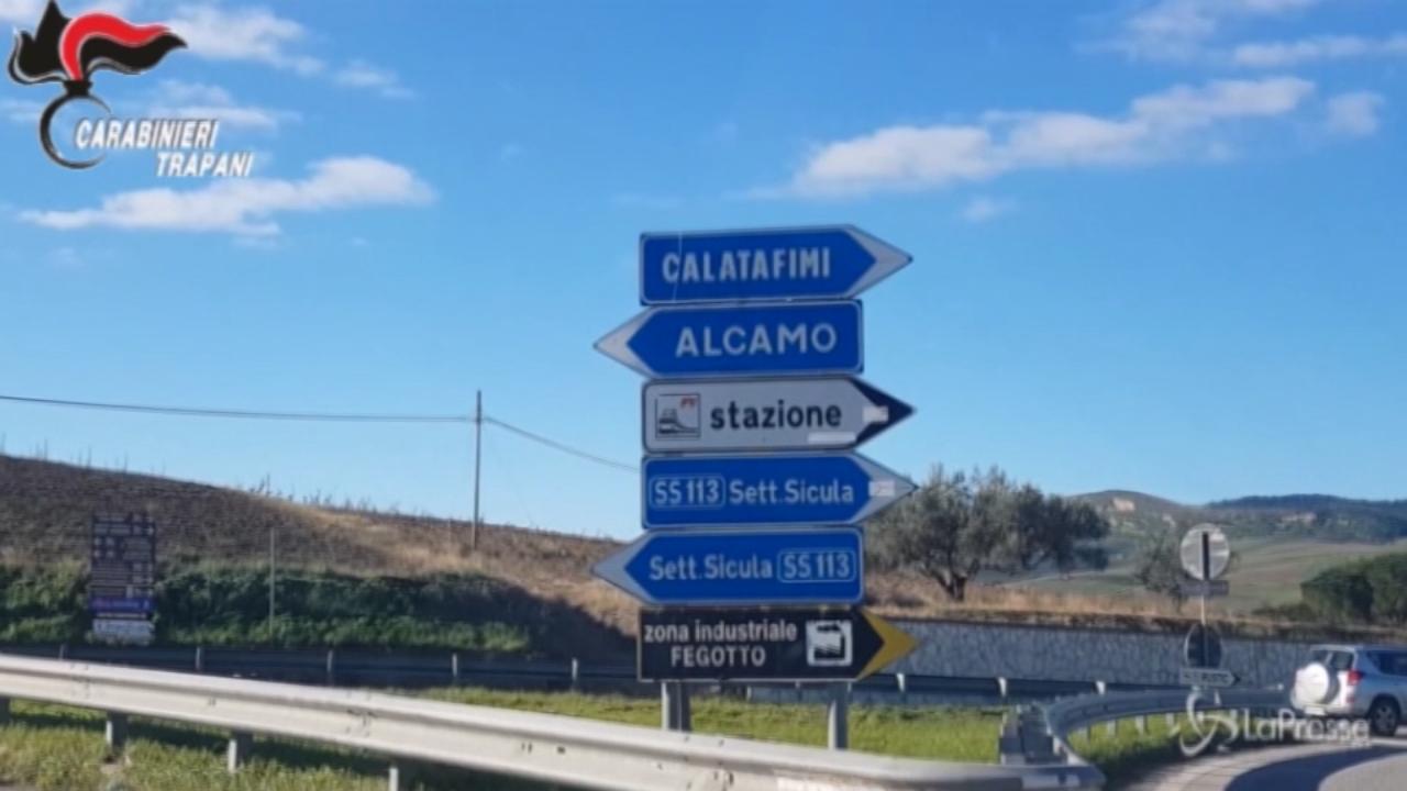 Operazione antidroga in Sicilia