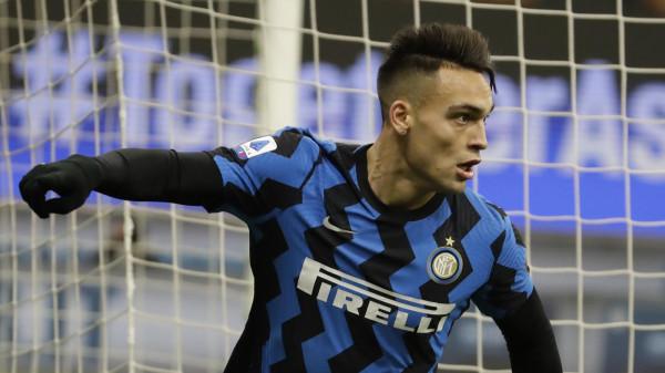 Italy Soccer Serie A, Lautaro Martinez