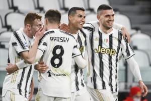 Juventus vs Crotone - Serie A TIM 2020/2021